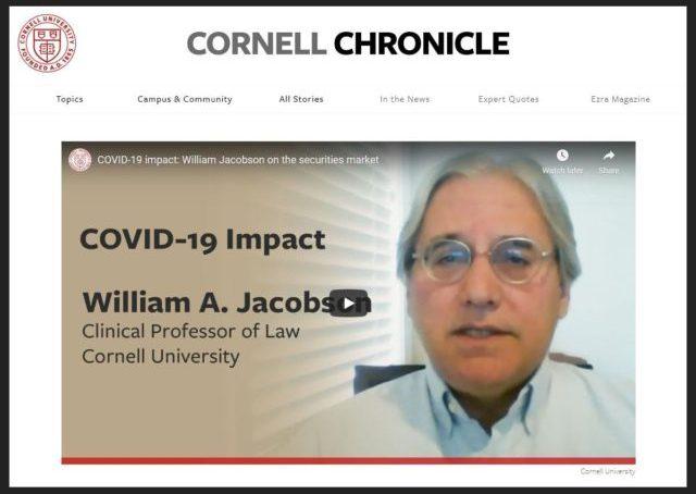 https://news.cornell.edu/stories/2020/05/covid-19-impact-william-jacobson-securities-market