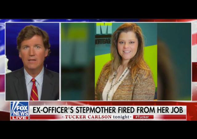 https://www.washingtonexaminer.com/news/tucker-carlson-reports-stepmother-of-ex-atlanta-officer-who-shot-rayshard-brooks-fired-from-job