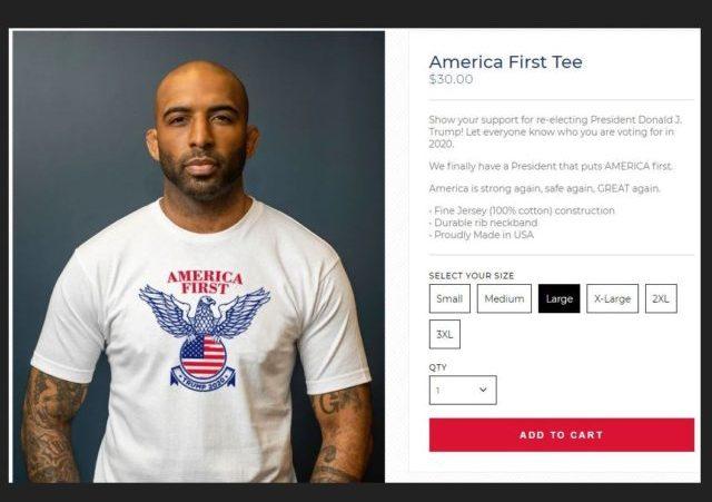 https://shop.donaldjtrump.com/products/america-first-tee?